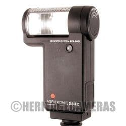 Agfa Auto and Manual Wide Hot Shoe Flash for many Film or Digital Cameras, Fujifilm S9500 S9600 etc.